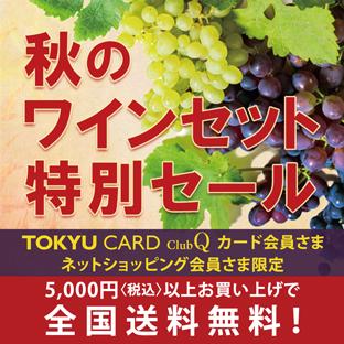 秋のワインセット特別セール