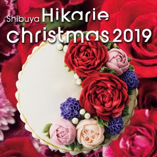 ヒカリエShinQsクリスマスケーキ