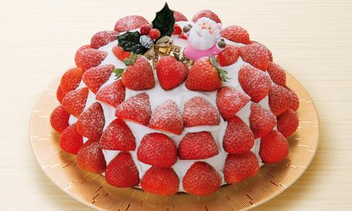 東急百貨店おすすめ!いちごのケーキ