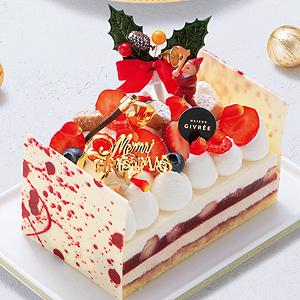 マロン・チーズケーキ