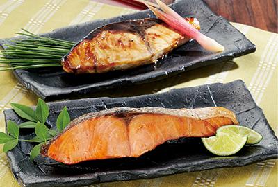 鮮魚・水産加工品