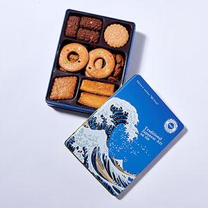 <泉屋東京店>スペシャルクッキーズ 浮世絵缶