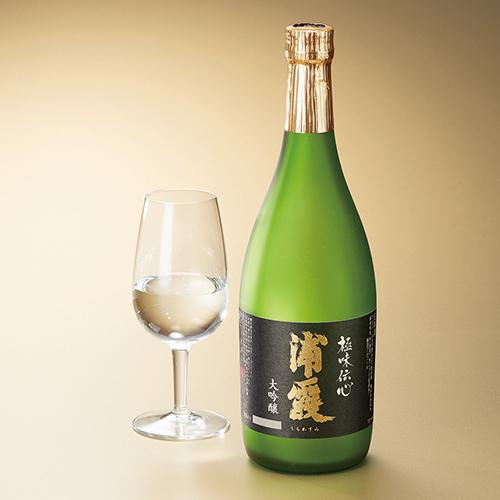 [宮城]清酒「浦霞」極味伝心低温熟成 大吟醸