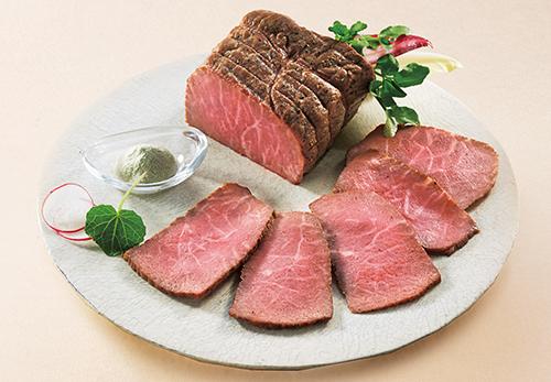 〈精肉あづま〉熊本県産 くまもとあか牛ローストビーフ