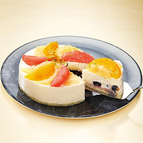 〈京橋千疋屋〉湘南ゴールドチーズケーキ
