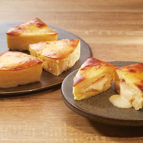 〈フェルムラ・テール美瑛〉チーズフォンデュケーキ 酪生
