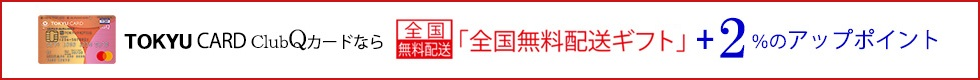 日本全国送料無料TCQアップポイント