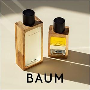 >樹木の恵みで美しく 「BAUM」