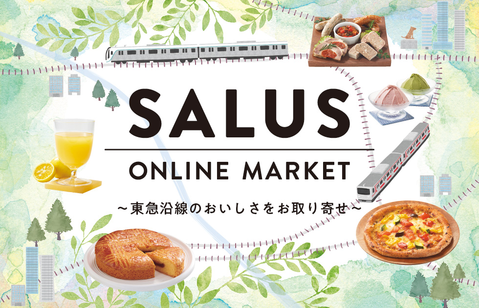 SALUS ONLINE MARKET
