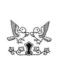 『鳩居堂』の屋号の由来画像