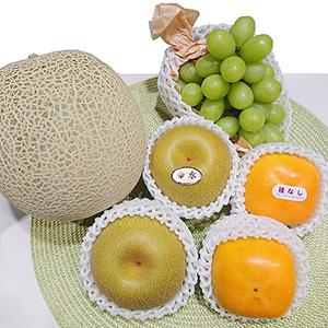 ≪ハヤシフルーツ≫敬老の日フルーツ詰め合わせ