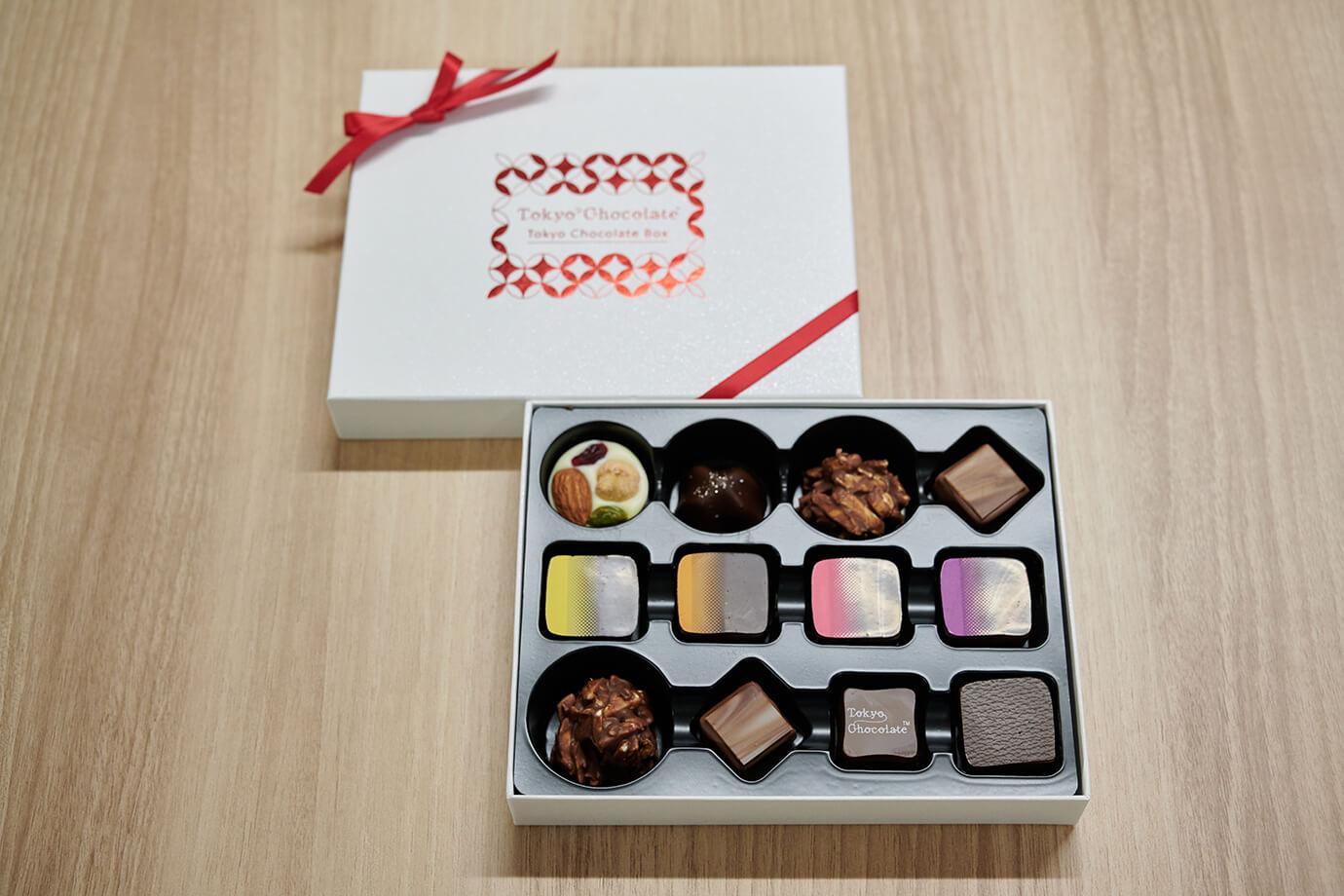 ≪Tokyo Chocolate(トーキョーチョコレート)≫トーキョーチョコレートボックス