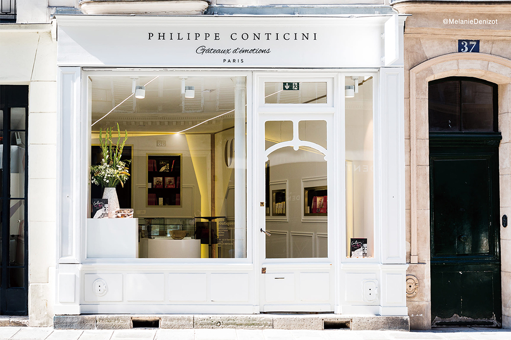 フィリップ コンティチーニの店舗