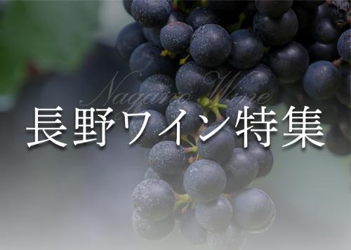 長野ワイン特集
