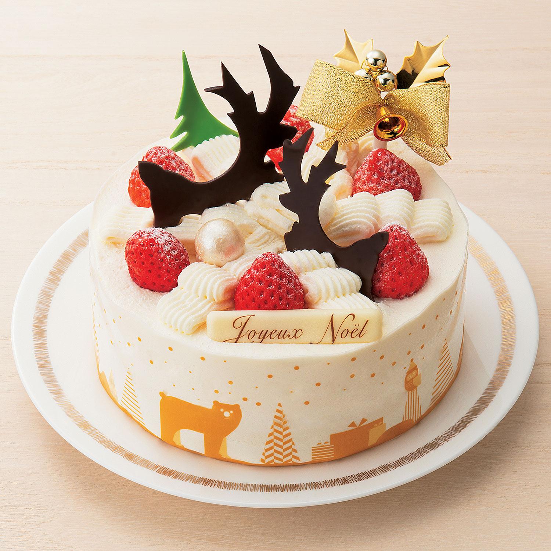 ケーキ ジェラピケ