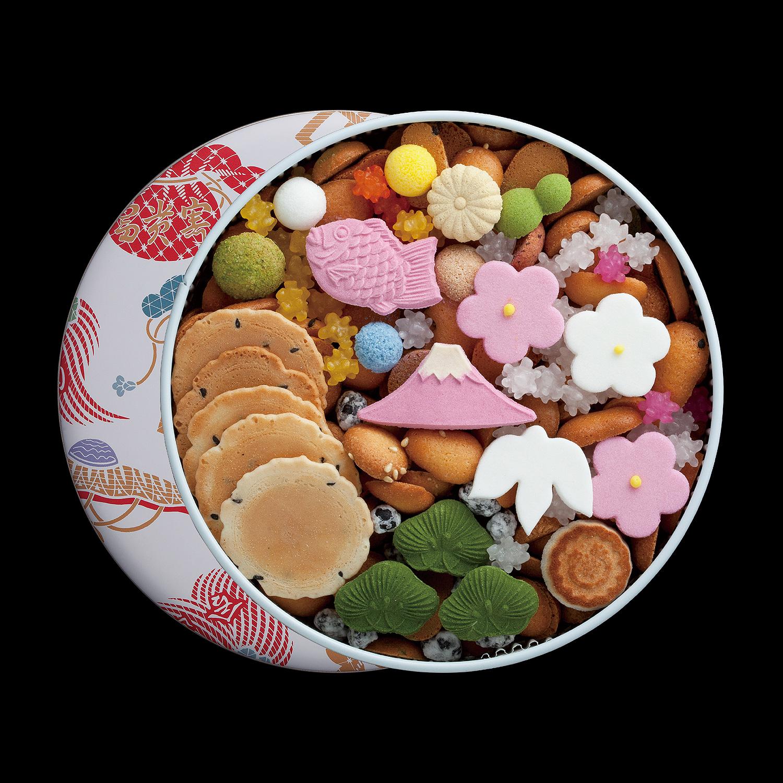 銀座 菊廼舎(きくのや)「冨貴寄(ふきよせ)」が人気!宝石箱のような江戸和菓子10選