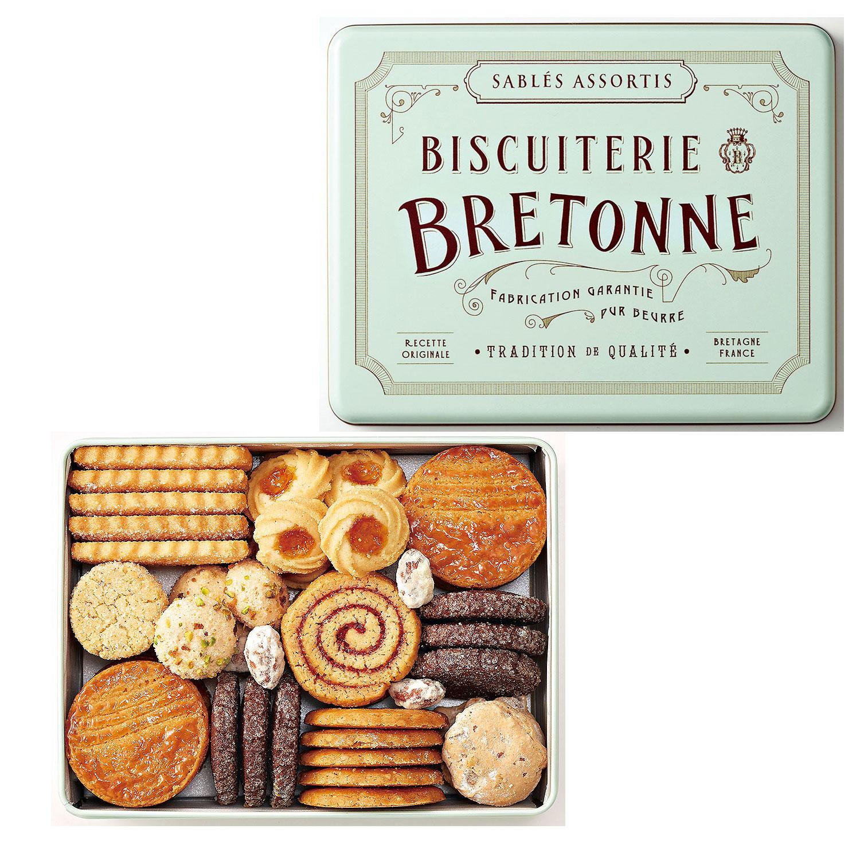 ブルターニュ クッキー アソルティ