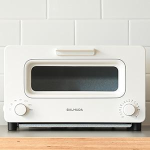 ≪バルミューダ≫BALMUDA The Toaster(ホワイト)