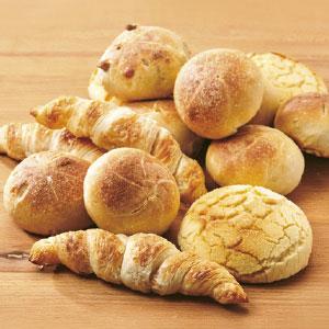白神こだま酵母使用の冷凍パン