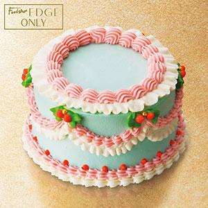 ≪Sweeten your day≫Romantic Christmas Cake