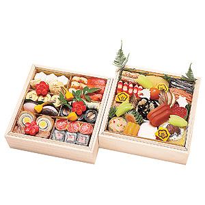 料亭・名店のおせち(京都)