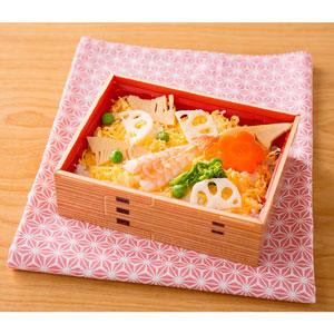 京都洛西産筍の春のちらし寿司