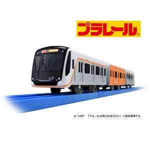 ≪タカラトミー≫オリジナルプラレール東急電鉄6020系大井町線急行