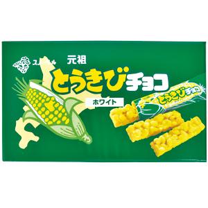 ≪スノーベル≫とうきびチョコホワイト(16本入)