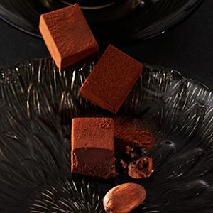 ≪ロイズ≫生チョコレート[ガーナビター] ☆(冷蔵)