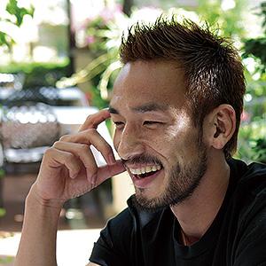 中田英寿氏