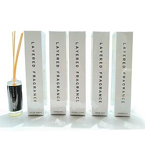 ≪U.Q≫Layered Fragrance Diffuser