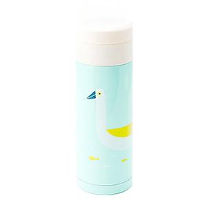 ≪AIUEO≫ステンレスボトル (390ml) トリ