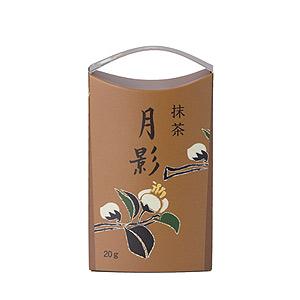 ≪一保堂茶舗≫秋季限定 抹茶月影