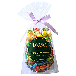 ≪新宿高野≫フルーツチョコレートSPリボン