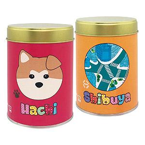≪山本海苔店≫[渋谷地区限定]のりチップス2缶セット(Hachi&Shibuya)
