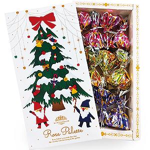 ≪ロクメイカン≫ローズパレット(クリスマス)