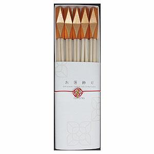 ≪cohana≫鉱石/お箸飾り5個セット・祝い箸付き