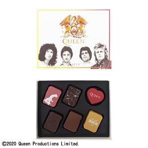 ≪ラウデン チョコレート≫クイーン オマージュ コレクション