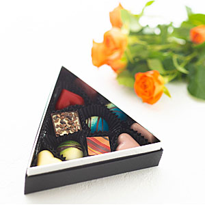 ≪KARMELLO chocolatier≫カルメロトライアングル