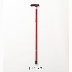 敬老の日≪KINDCARE≫SLTステッキ カラー スリムネック (レッド・M)