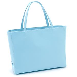 母の日ギフト≪キタムラ≫トートバッグ Y-1198(アイスブルー/ホワイトステッチ21907)渋谷スクランブル限定カラー