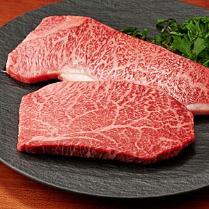 父の日ギフト≪精肉あづま≫山形県産手ノ子牛 2種贅沢ステーキ食べ比べセット ☆