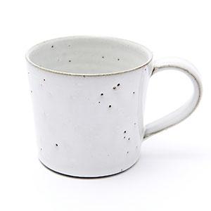《BASIC AND ACCENT》B&Aマグカップ ホワイト