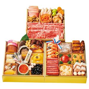 ≪キャピタル東洋亭本店≫京乃百年洋食東洋亭和洋三段