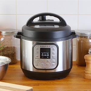 【さっぽろ店からの発送】≪Instant Pot≫DUO MINI電気圧力鍋