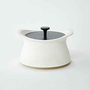 ≪best pot≫25cm ホワイト