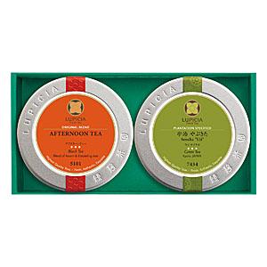 ≪ルピシア≫お茶2種「ディライト」