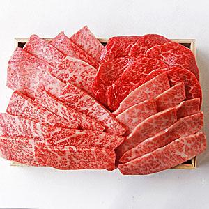 ≪精肉あづま≫山形県産手ノ子牛 4種食べ比べ焼肉セット ☆