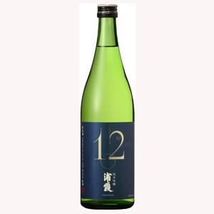 【おすすめ純米酒 第七位】浦霞「No.12」純米吟醸