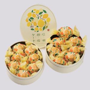 ≪くるみの花岡≫信州檸檬ケーキ(14個) ★(冷凍)